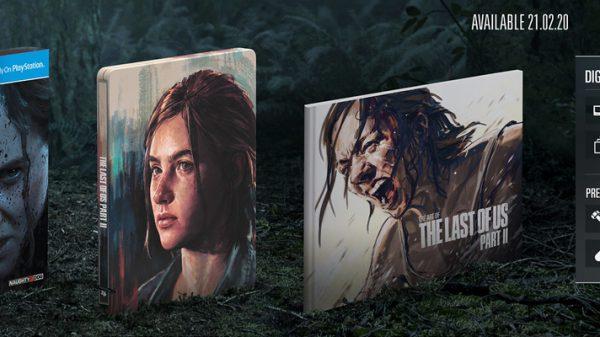 The Last of Us 2 edycja limitowana