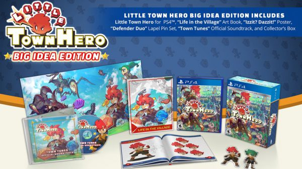 LittleTown Hero Big Idea Edition